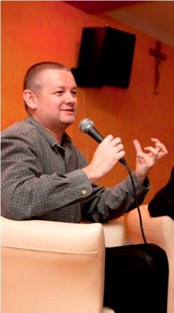 Marek Chodakiewicz, Summer 2012 (1)