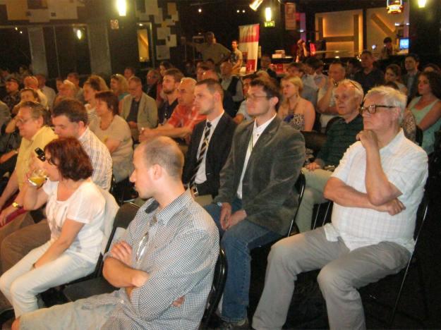 Transformacja czy niepodleglosc, June 12, Warsaw (1)