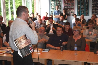 Marek Chodakiewicz in Poland, August 2014 (1)
