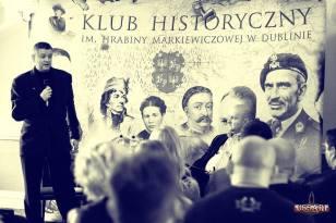 Photographs - courtesy of Klub Historyczny imienia Hrabiny Markiewiczowej in Dublin.